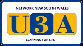 U3A Net NSW logo